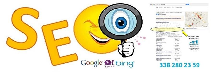 posizionamento SEO Roma, Posizionamento Google Roma