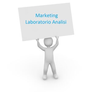 marketing laboratorio analisi