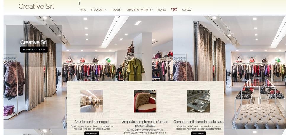 Siti web arredamento posizionamento siti architettura d for Arredamento architettura interni