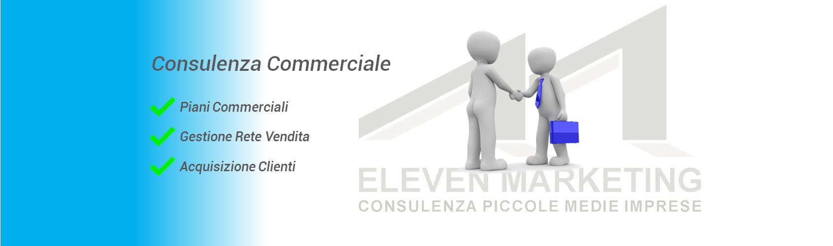 consulenza commerciale Roma