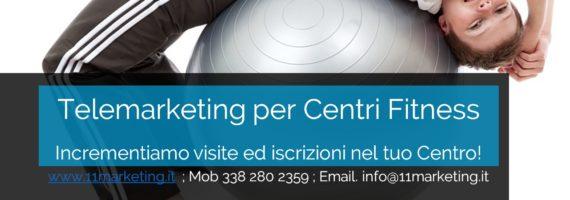 telemarketing centri fitness