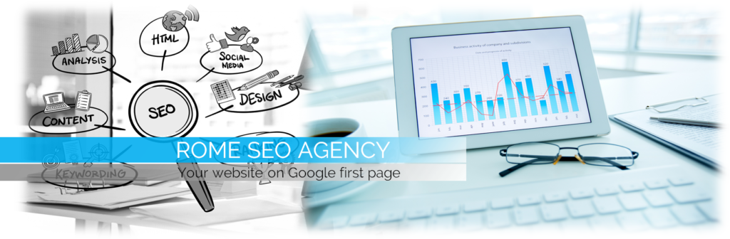 Rome SEO Agency, Web Marketing Agency: website on Google first page