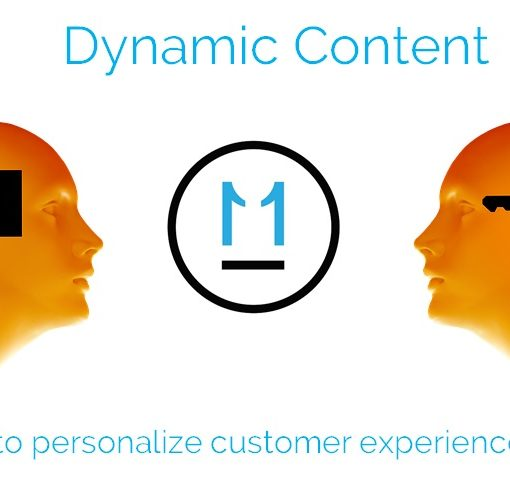 Dynamic content to personalize customer experience