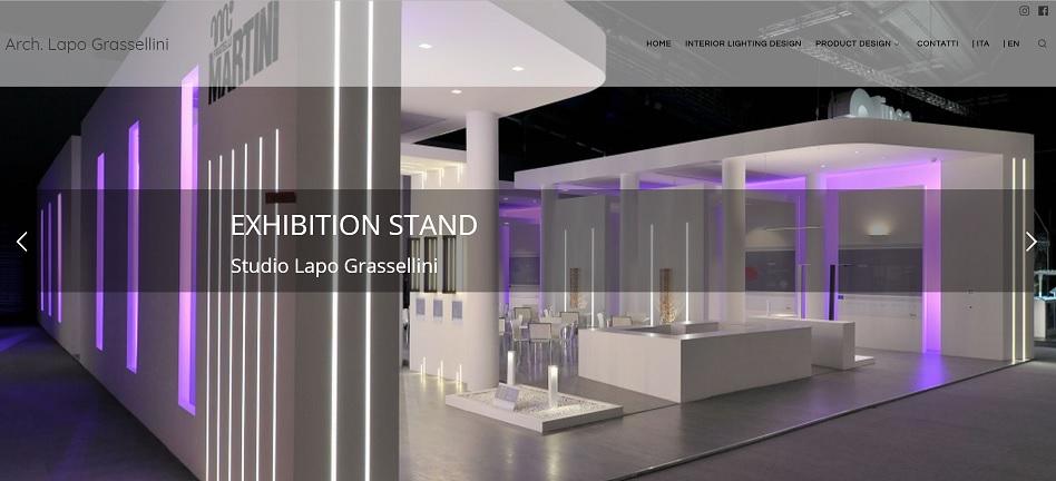 FLORENCE INTERIOR DESIGNER Website creating & positioning