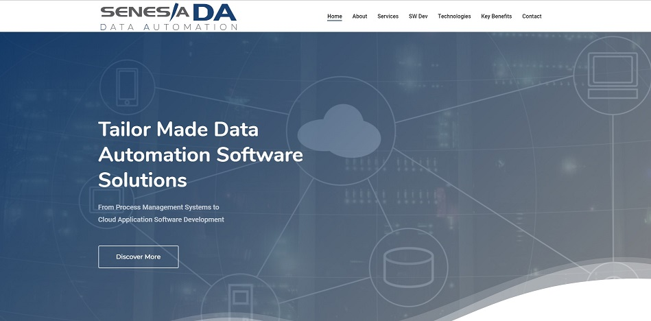 SEO Consultancy for SENESIA DA -Tailor-Made-Data-Automation-Software-Solution