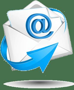 email per fissare appuntamento