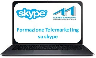 corso telemarketing su skype