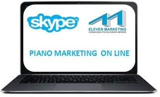 piano web marketing esempio