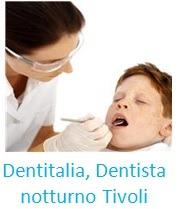 Dentitalia, Studio dentistico notturno Tivo