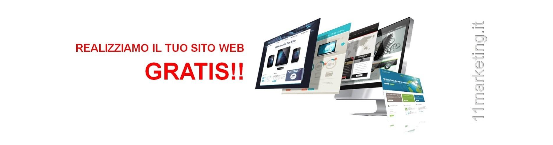siti web gratis Roma