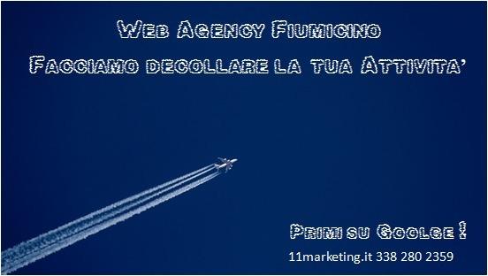 agenzia web fiumicino