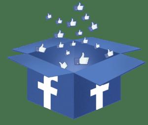 nuova grafica pagine facebook