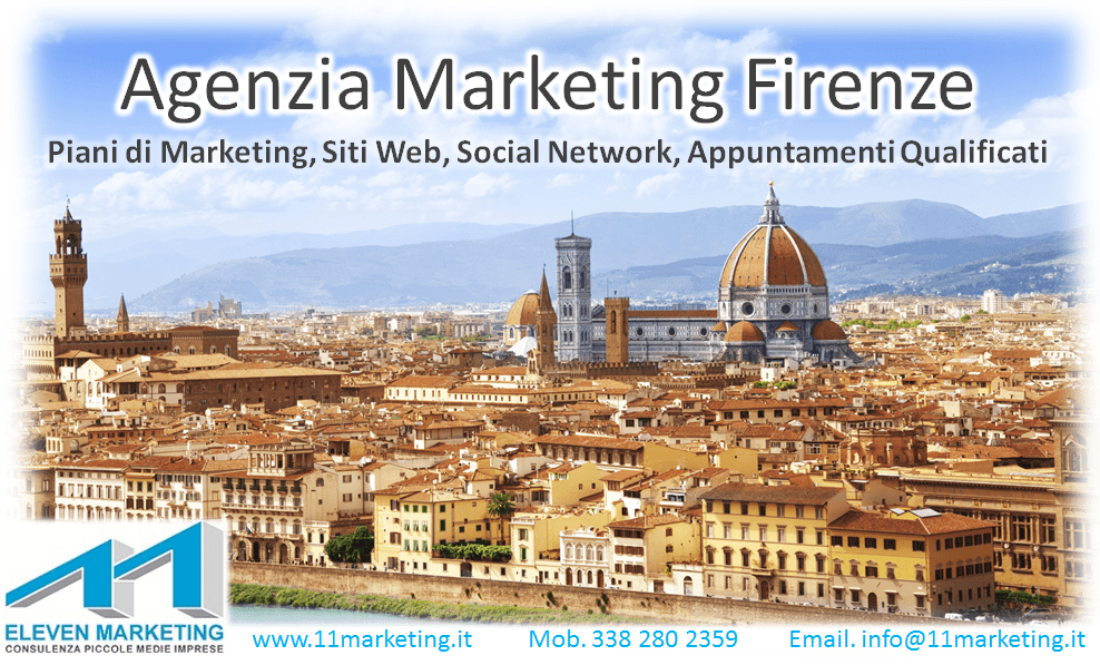 agenzia Marketing Firenza
