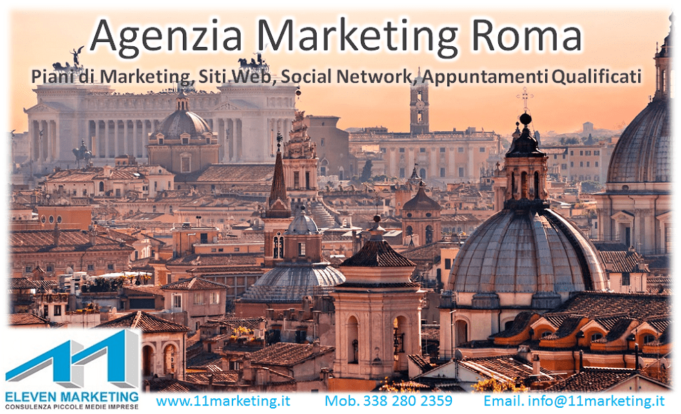 agenzia marketing roma