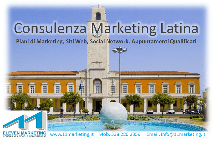agenzia marketing Latina