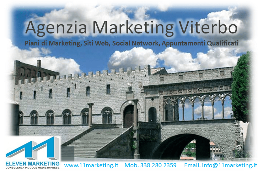 agenzia marketing viterbo
