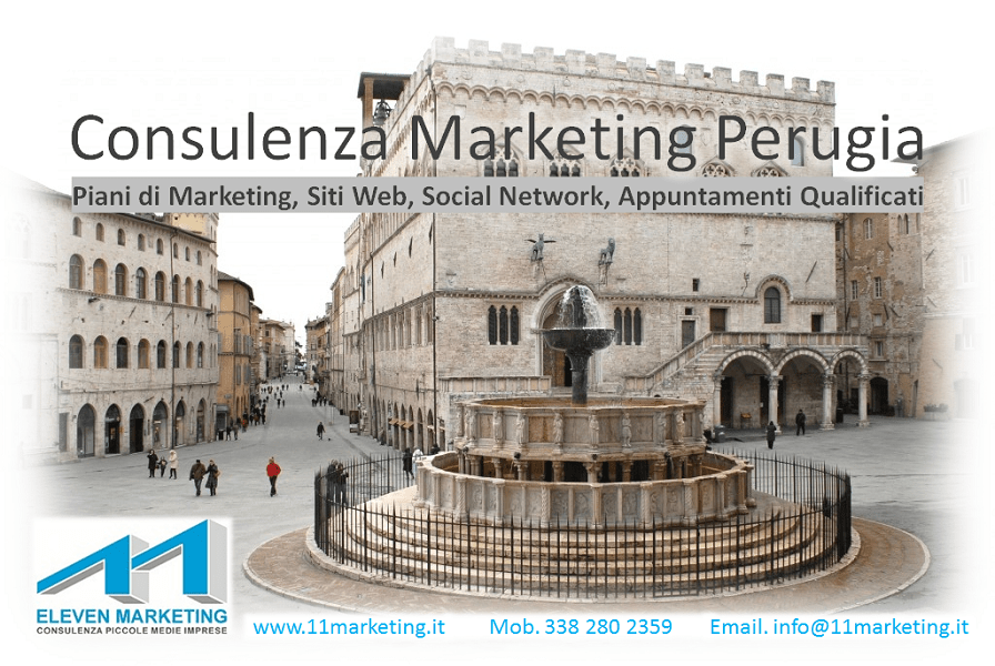 consulenza marketing Perugia