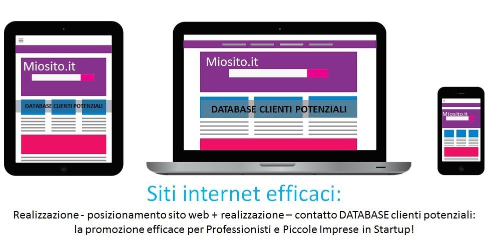 siti internet efficaci