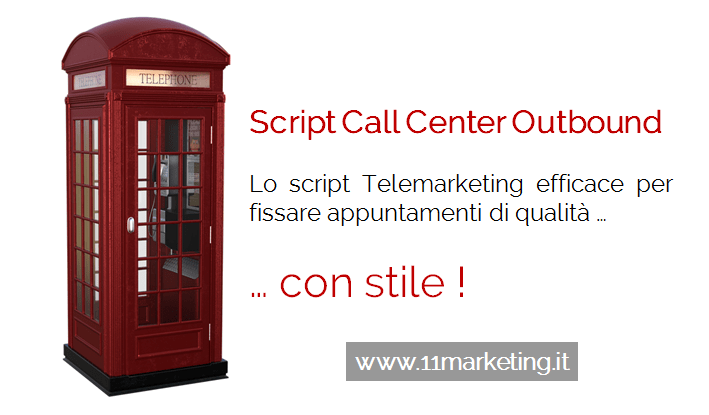 script call center outbound