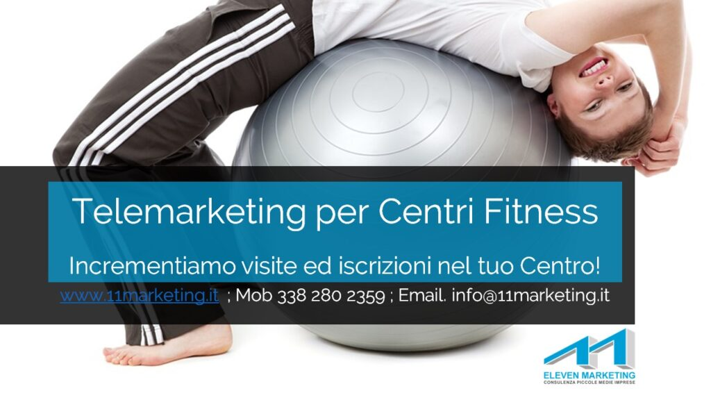 telemarketing centri fitness