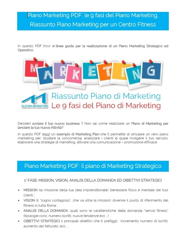 Piano Marketing PDF,