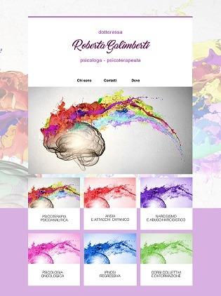 Siti web per psicologi psicoterapeuti