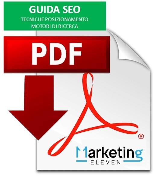Guida SEO PDF gratis