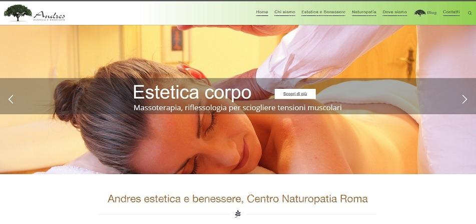 Centro Naturopatia Roma Andres