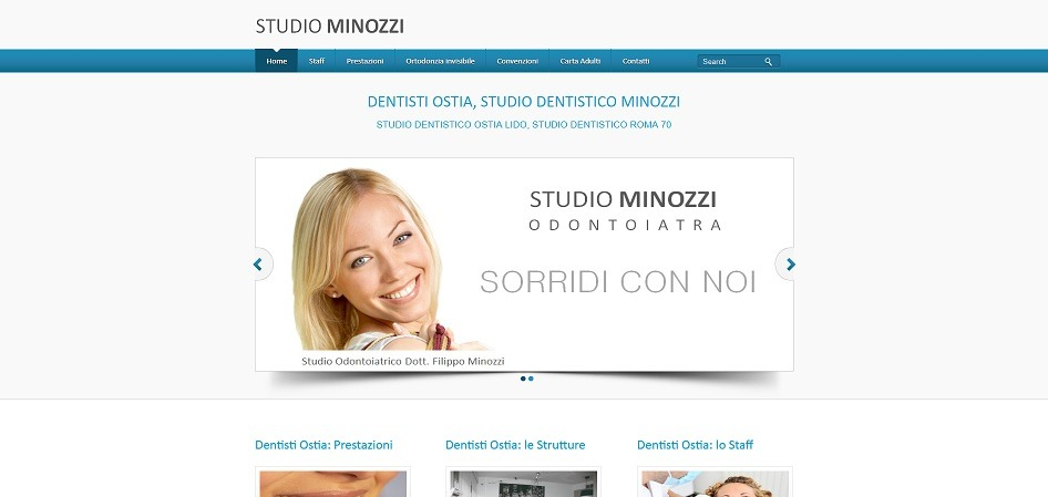 Consulenza Marketing Odontoiatrico Roma
