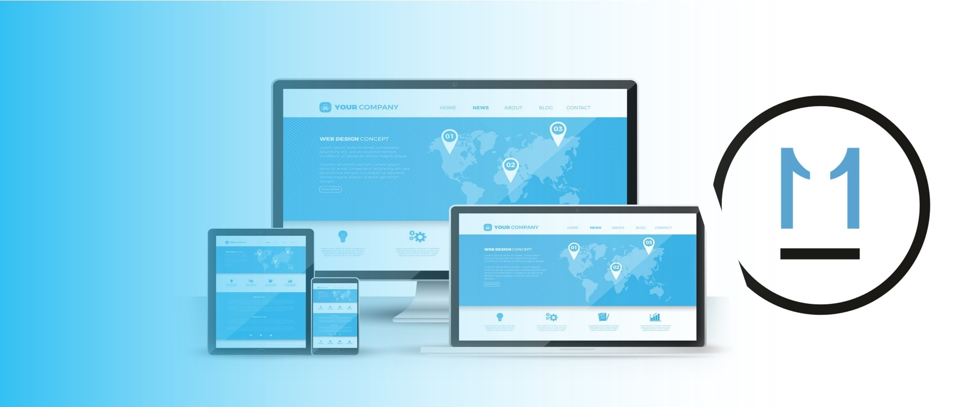 ELEVEN MARKETING, realizzazione e posizionamento siti web