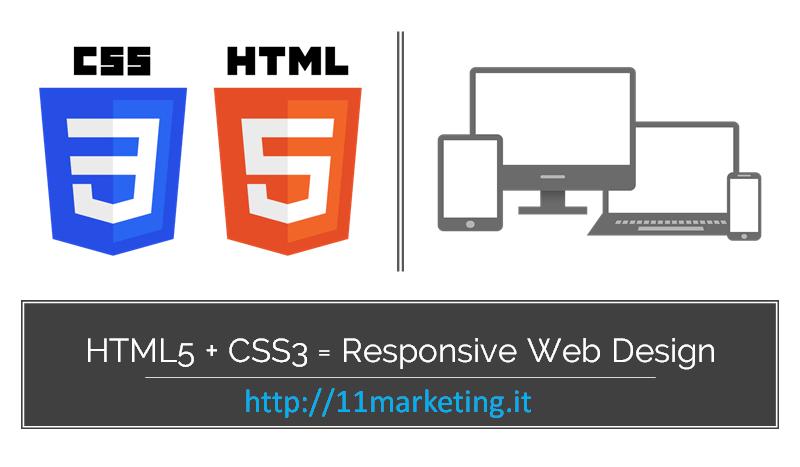 Siti web responsive con HTML5 e CSS3