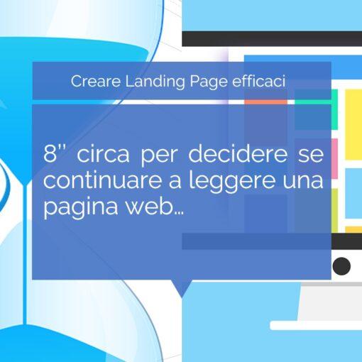 come costruire una landing page efficace ok