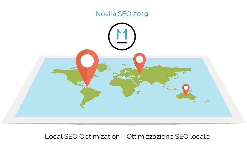 novità SEO 2018 - ottimizzazione SEO locale