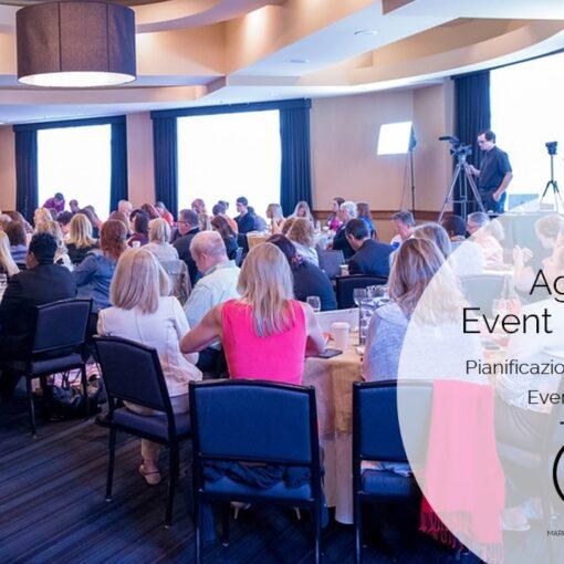 Agenzia Event Marketing, Pianificazione Organizzazione Eventi Aziendali