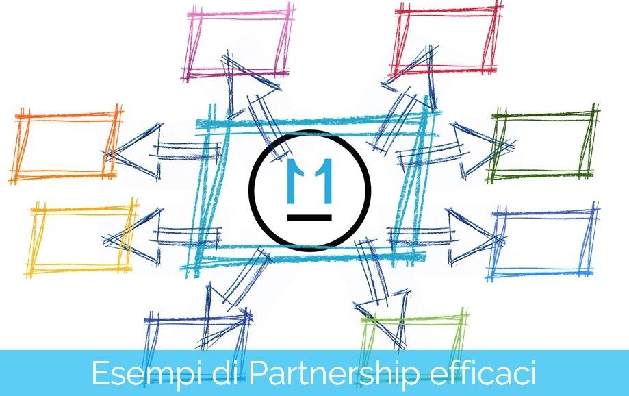 esempi di partnership