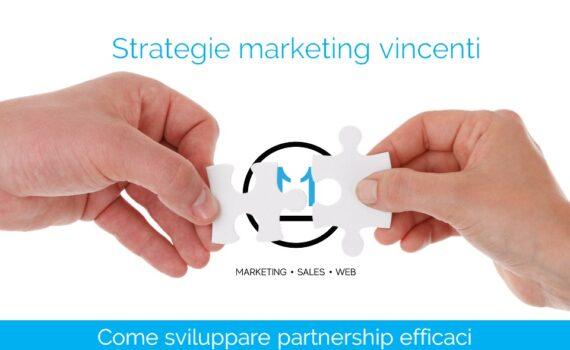come sviluppare partnership efficaci