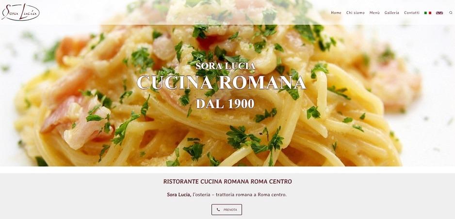 ristorante cucina romana Roma centro