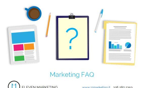 Marekting FAQ