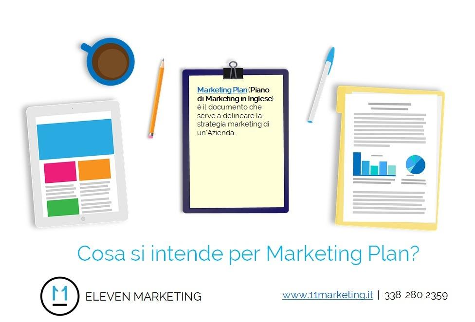 cosa si intende per marketing plan