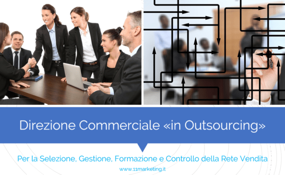 Direzione Commerciale in Outsourcing