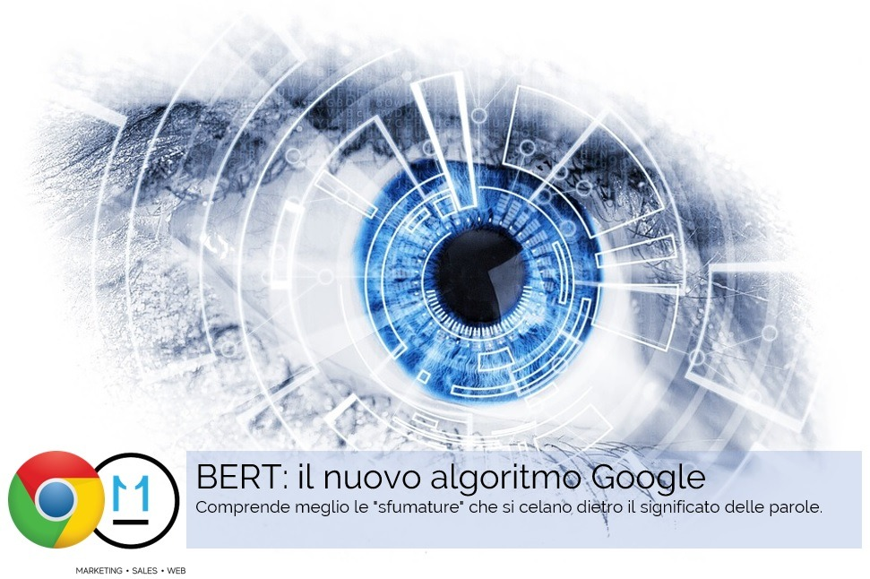 BERT il nuovo algoritmo Google
