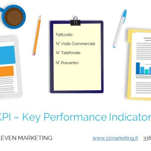 indicatori performance rete vendita
