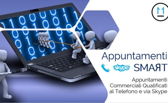 appuntamenti commerciali virtuali, servizio appuntamenti SMART