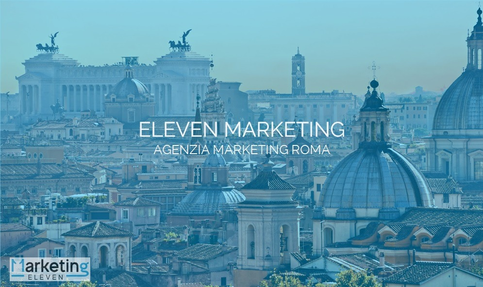 ELEVEN MARKETING, AGENZIA MARKETING ROMA