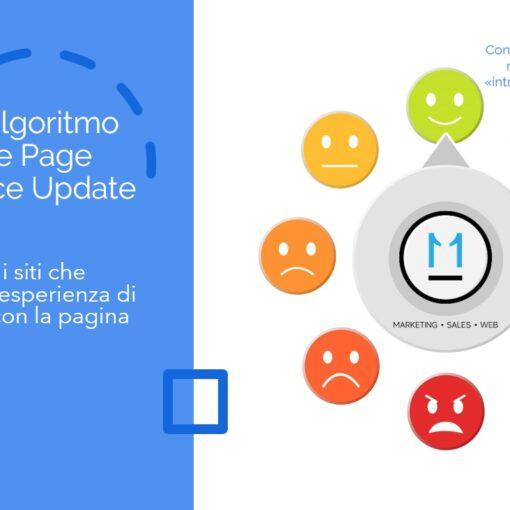 Google Page Experience Update, nuovo fattore SEO 2021