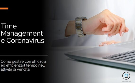 Time Management e Coronavirus