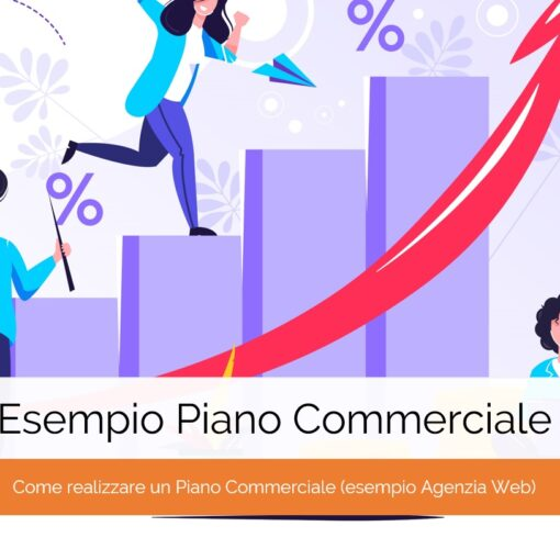 Piano Commerciale esempio, come creare un Piano di Vendita