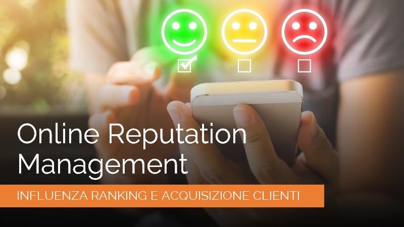 Il Reputation Management infulenza il ranking