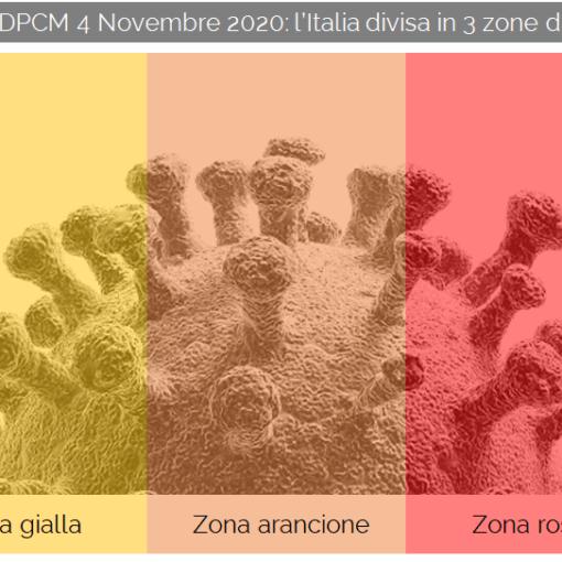 Nuovo DPCM 4 Novembre