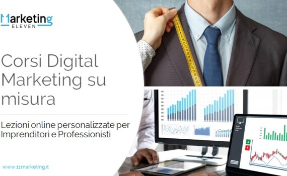 Corso Digital Marketing one to one